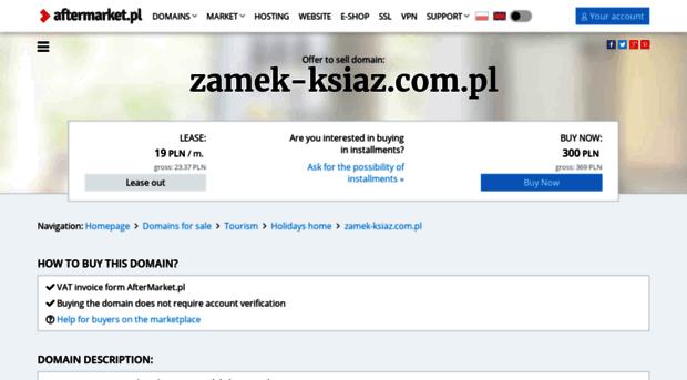 zamek-ksiaz.com.pl