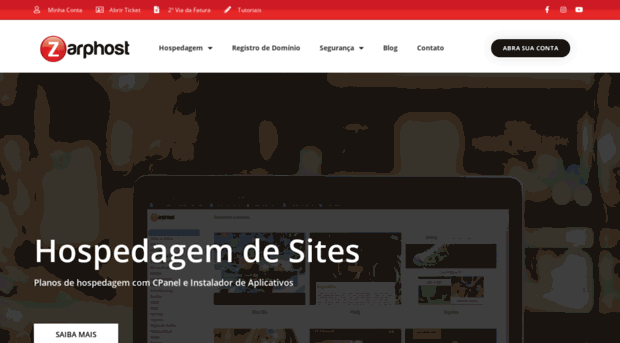 zarphost.com.br
