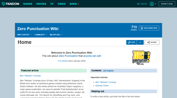zeropunctuation.wikia.com