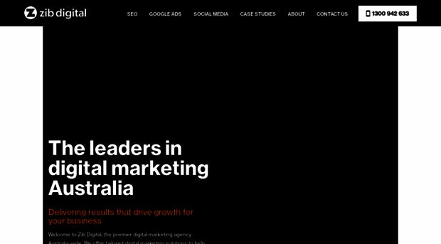 zibdigital.com.au