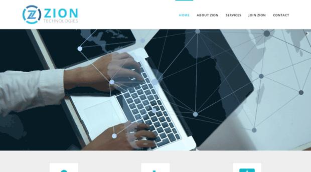 ziontechnologies.co
