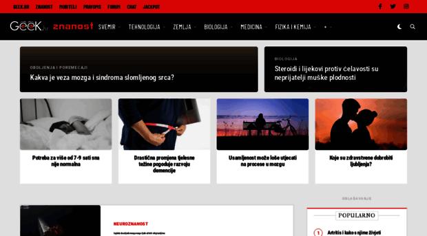 znanost.com